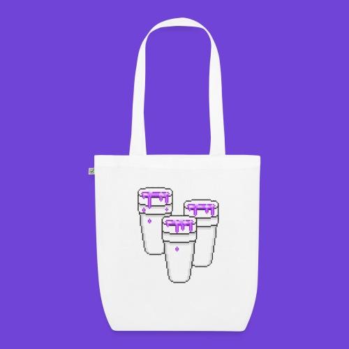 Purple - Borsa ecologica in tessuto