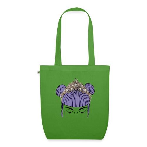 Queen girl - Bolsa de tela ecológica