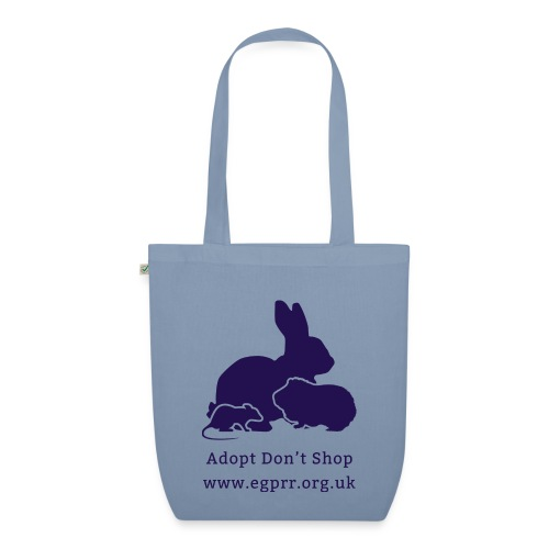 Adopt Don t Shop Dark - EarthPositive Tote Bag