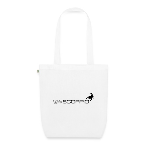 scorpio logo - Bio stoffen tas