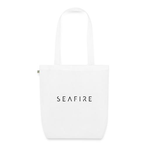 seafire logo BLACK - Bio stoffen tas