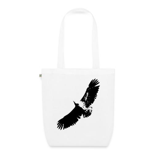 Fly like an eagle - Bio-Stoffbeutel