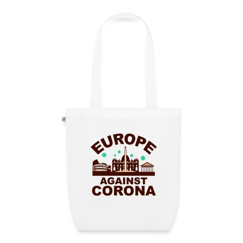 Europa against Corona - Bio-Stoffbeutel