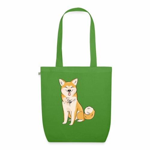 Akita Yuki Logo - EarthPositive Tote Bag