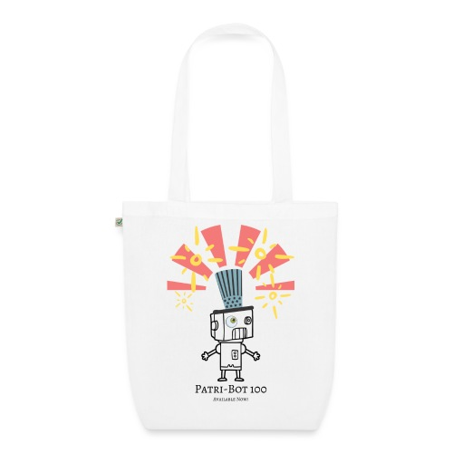 Patri-Bot 100 - EarthPositive Tote Bag