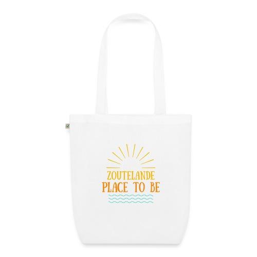 Zoutelande - Place To Be - Bio-Stoffbeutel