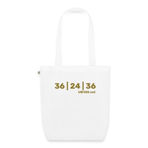36   24   36 - UBI - EarthPositive Tote Bag