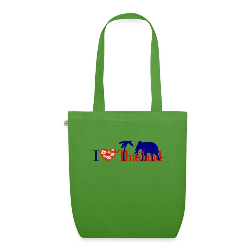 I love Thailand - EarthPositive Tote Bag
