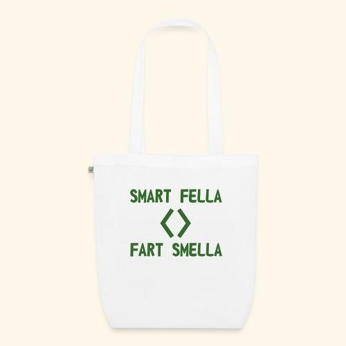 Smart fella - Borsa ecologica in tessuto