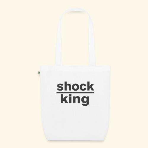 shock king funny - Borsa ecologica in tessuto