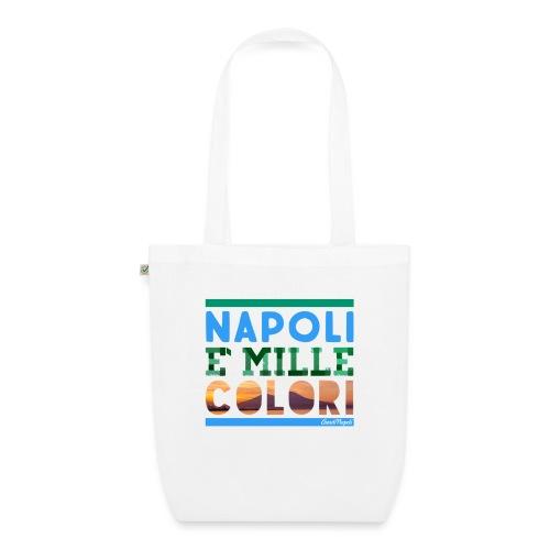 Napoli è mille colori - Borsa ecologica in tessuto