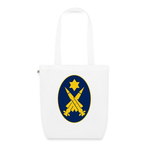 Missile Oval - EarthPositive Tote Bag