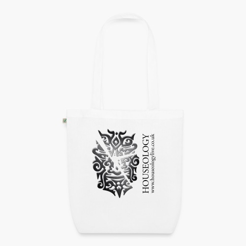 Houseology Original - Fractured - EarthPositive Tote Bag