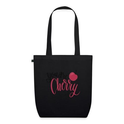 Cherry Special - Ekologisk tygväska