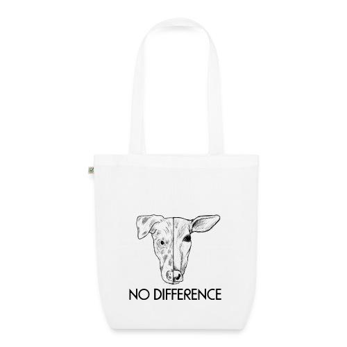 No Difference - Bio-Stoffbeutel