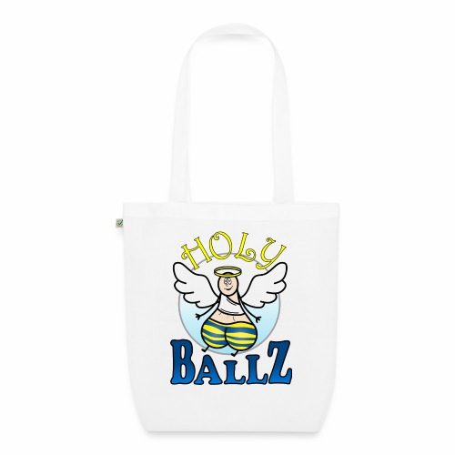 Holy Ballz Charlie - EarthPositive Tote Bag