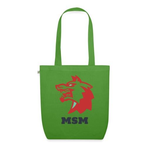 MSM WOLF - Øko-stoftaske