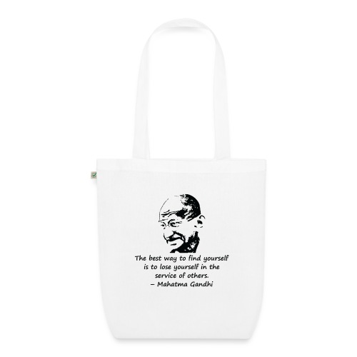 Find Yourself - EarthPositive Tote Bag