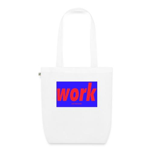 work - Luomu-kangaskassi