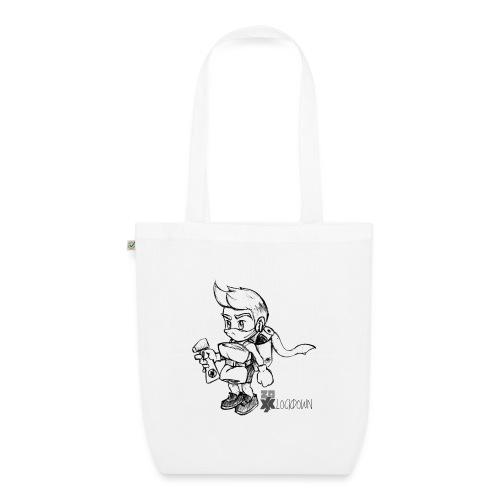 2020 Lockdown Dude - EarthPositive Tote Bag