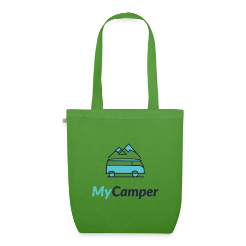 MyCamper Logo Classic - Bio-Stoffbeutel