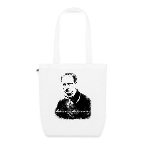 Charles Baudelaire - Sac en tissu biologique