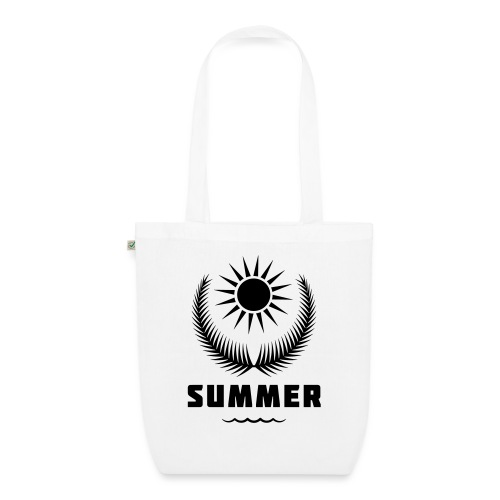 summer - Luomu-kangaskassi