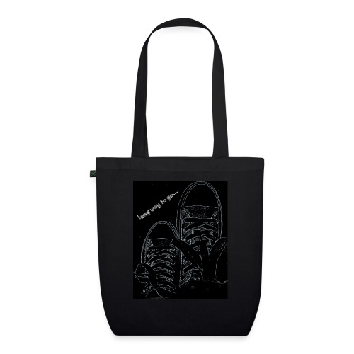 Long way to go - EarthPositive Tote Bag