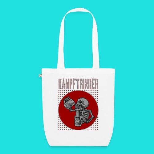Kampftrinker - Bio-Stoffbeutel