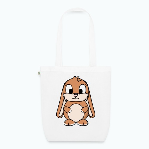 Lily Bunny - Appelsin - Ekologisk tygväska