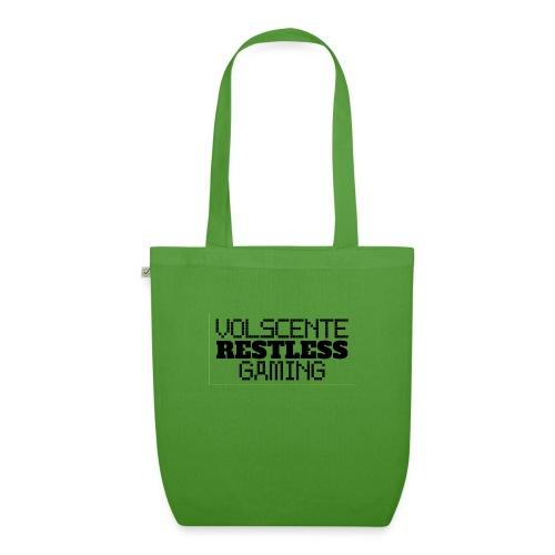 Volscente Restless Logo B - Borsa ecologica in tessuto