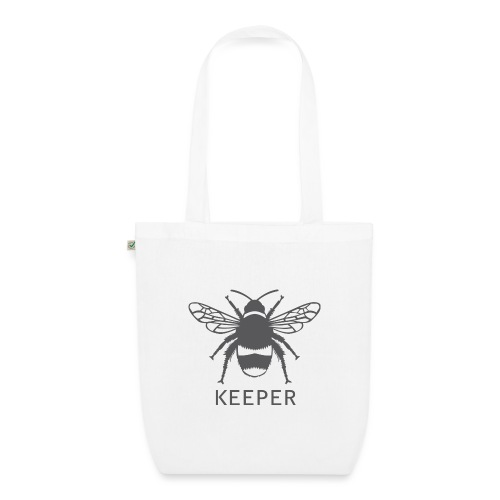 Bee Keeper - EarthPositive Tote Bag