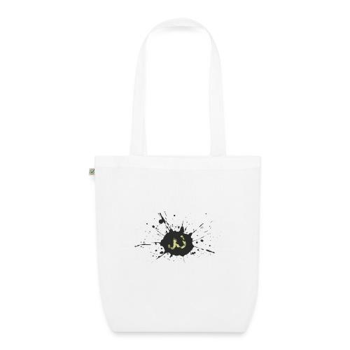 JU spray logo - Luomu-kangaskassi