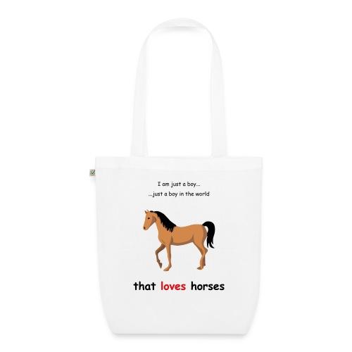Horse lover - Bio-Stoffbeutel