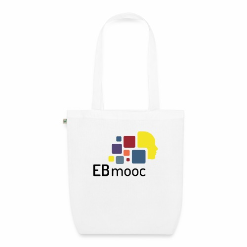 EBmooc Logo - Bio-Stoffbeutel