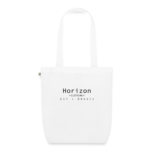 Black Horizon Logo - EarthPositive Tote Bag