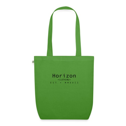 Black Horizon Logo - EarthPositive Tote Bag