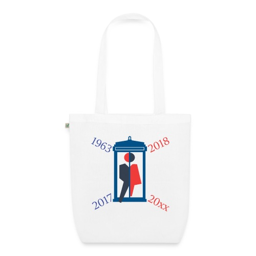 Mr or Ms Who - EarthPositive Tote Bag