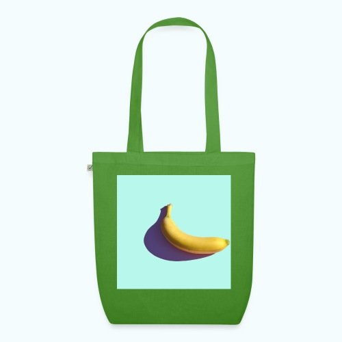 Abstract banana minimalism watercolor - EarthPositive Tote Bag