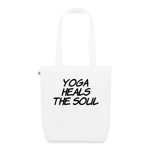 yoga - Bio stoffen tas