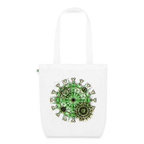 Virus 150220 ds. A - EarthPositive Tote Bag