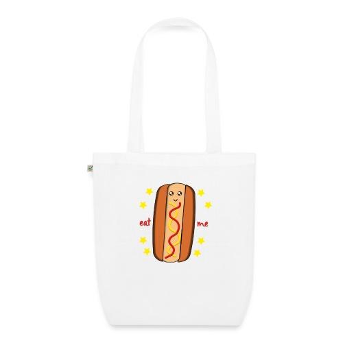 hotdog - Sac en tissu biologique
