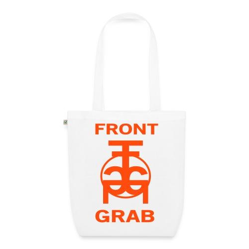 Frontgrab Sign Logo - Ekologisk tygväska