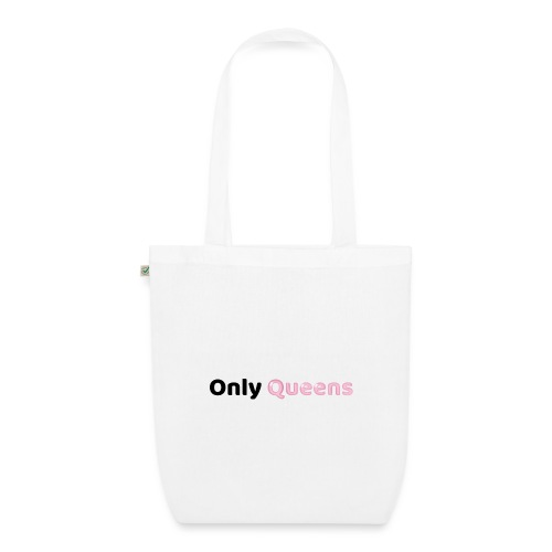 Only Queens - Bolsa de tela ecológica