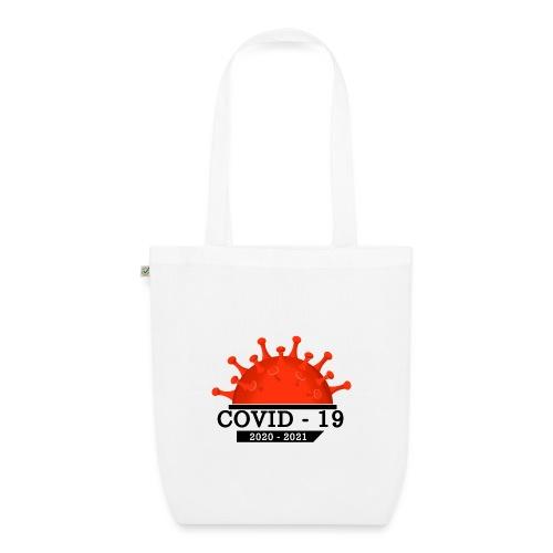 Coronavirus 2020/2021 - Bolsa de tela ecológica