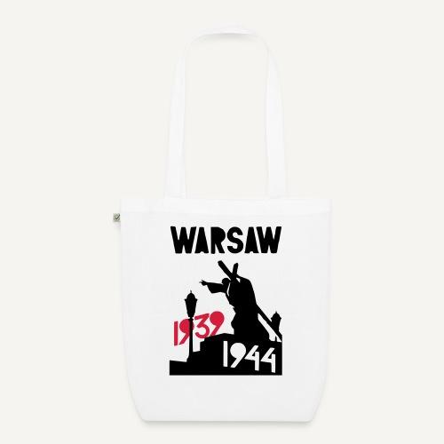 Warsaw 1939-1944 - Ekologiczna torba materiałowa