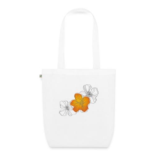 Flowers - Bolsa de tela ecológica