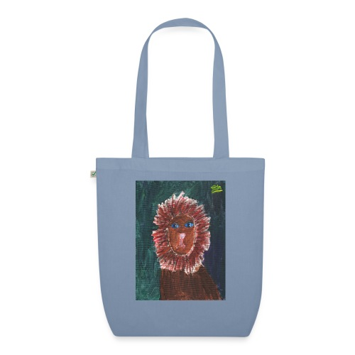 Lion T-Shirt By Isla - EarthPositive Tote Bag