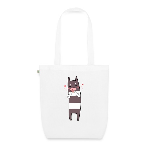 Donut Monster - EarthPositive Tote Bag