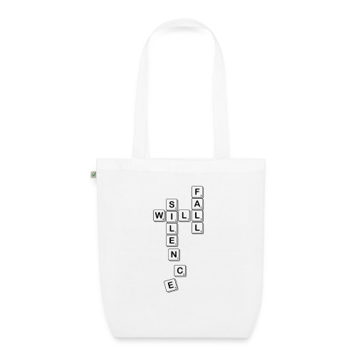 Silence Will Fall - EarthPositive Tote Bag